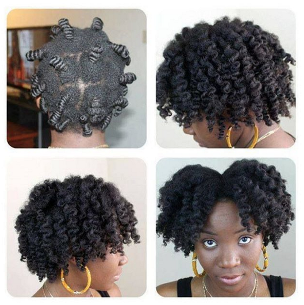 Pin On Natural Permed Colored Hair And Weave