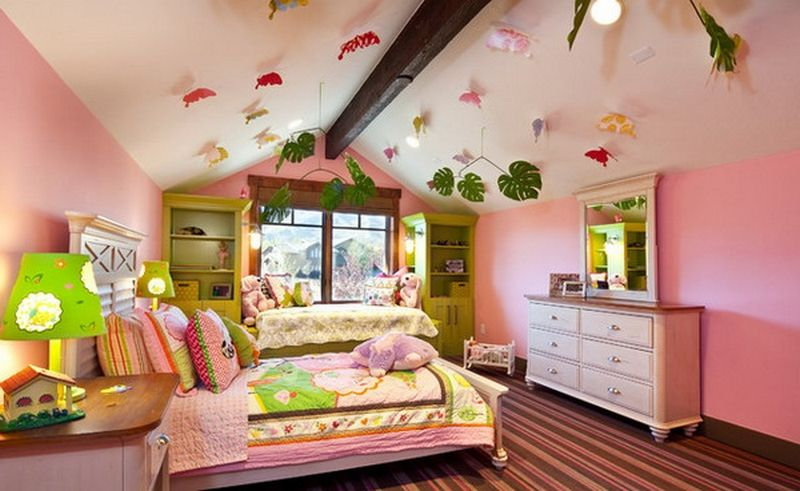 little girl rooms decorating ideas | little-girl-bedroom