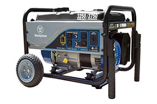 Westinghouse WH3250C CARB Compliant Portable Generator, 3250