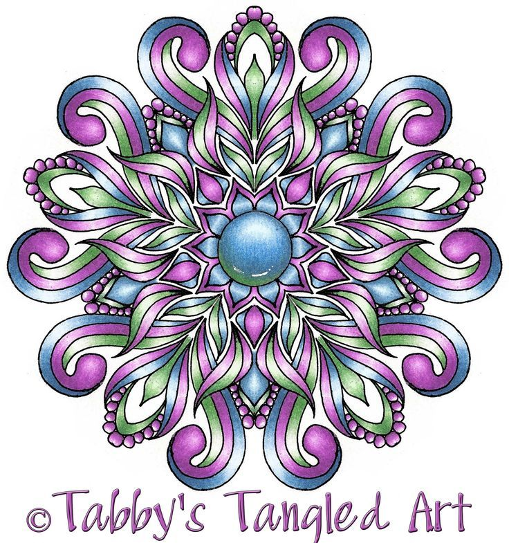 floral mandalas coloring pages 10 mandalas pdf mit