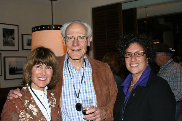 Anne And Michael Towbes Join Santa Barbara Mayor Helene Schneider At The Garden  Court Endowmentu0027s Fifth