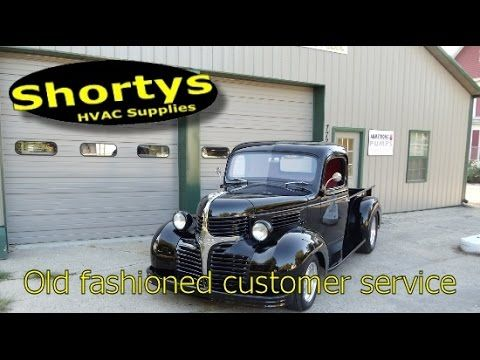 Shortys Intro Hvac Supply Hvac Supply