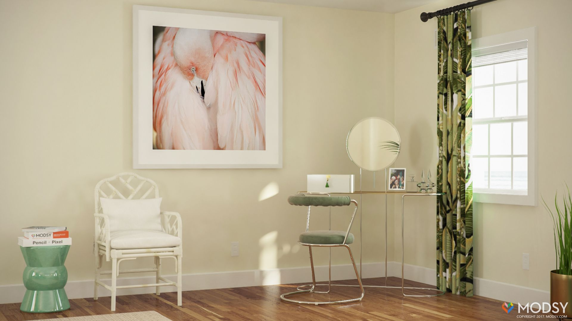 Best Iconic Interiors How To Get The Look Of Blanche Devereaux 400 x 300