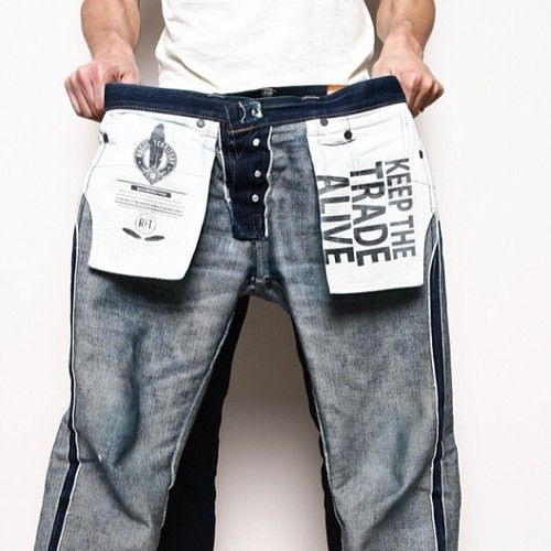 Old Trousers Recycle Ideas
