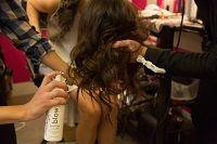 Creating a #mixedtexture #hairstyle #UnderTheGunn @Lifetime TV