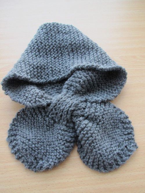 Knitted Neck Warmer : knitted, warmer, Creative, Friends!