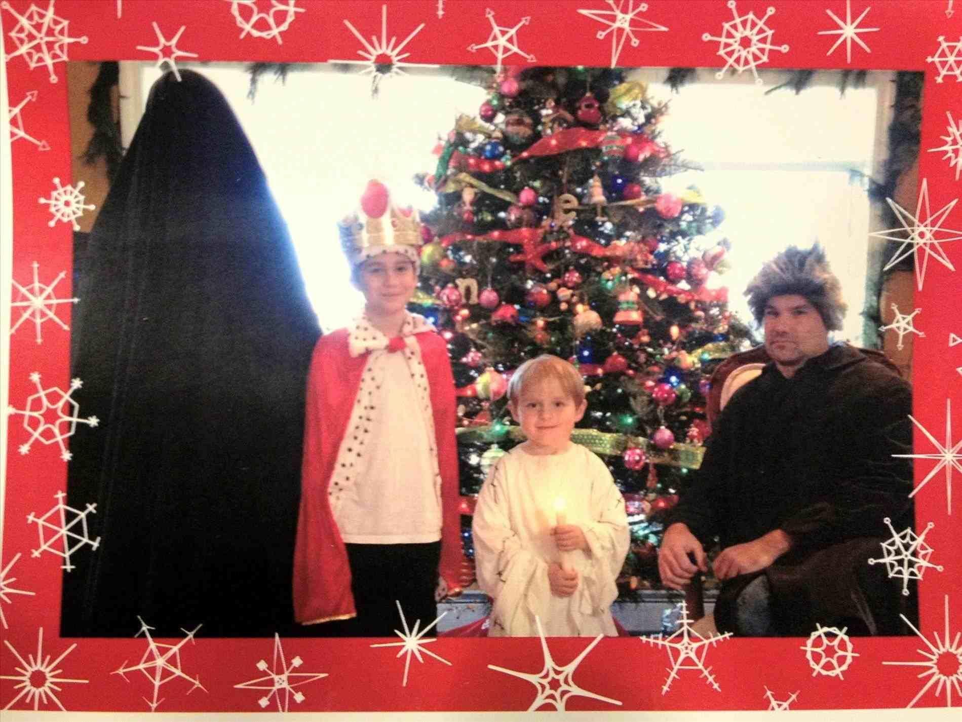 New Post Cheesy Family Christmas Cards