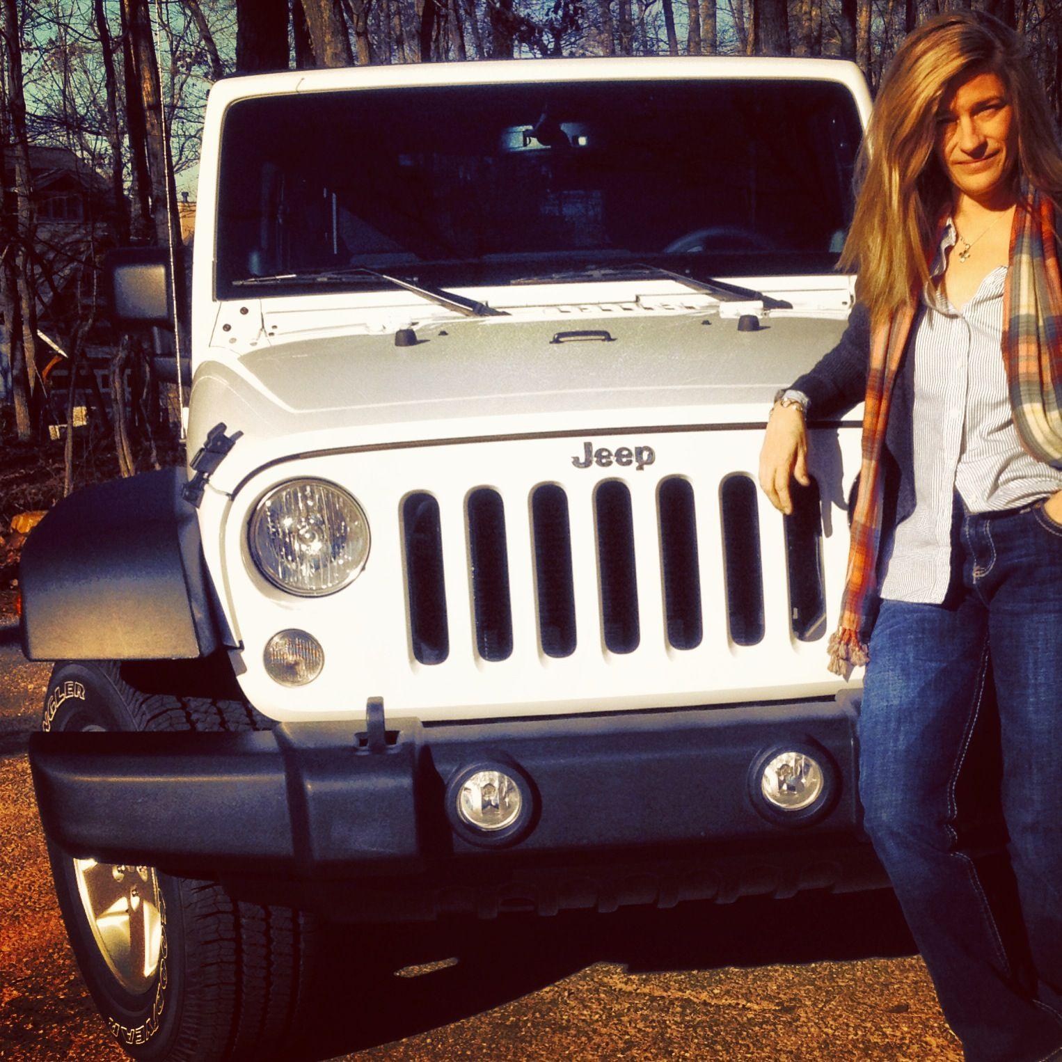 I Love my Jeep!