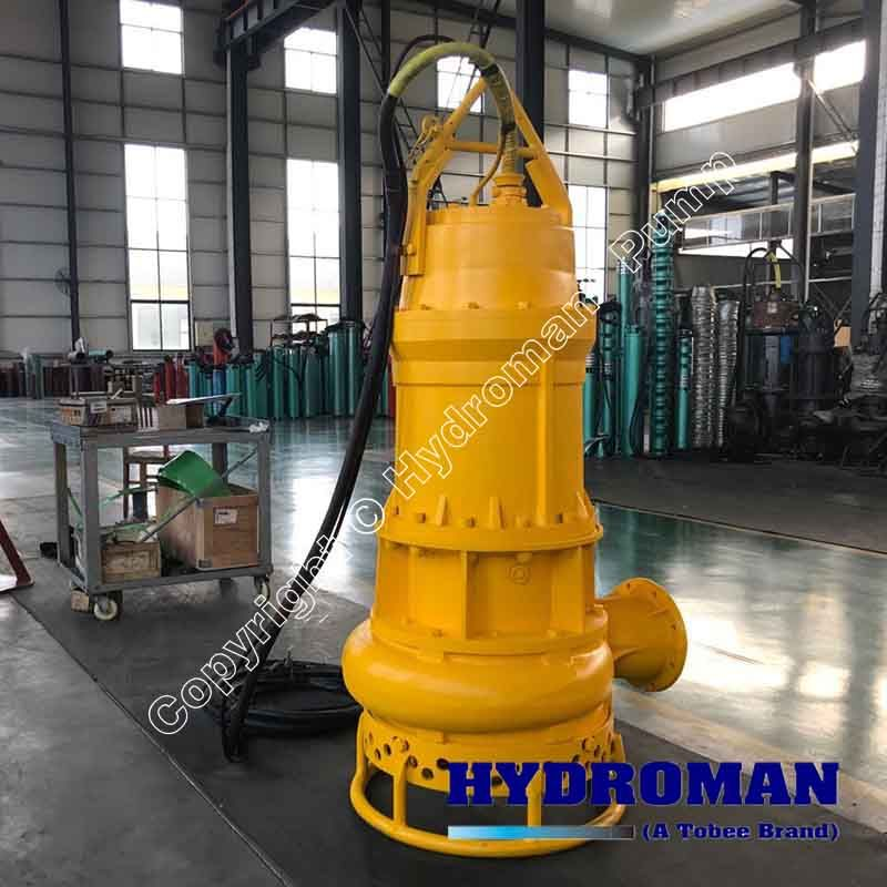 HYDROMAN™ Submersible Sand Slurry Pumps in 2020