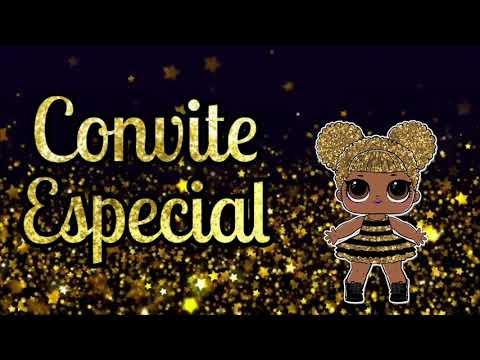 Lol Surprise Queen Bee Party Decorations Google Search Bee Convite Cartonagem