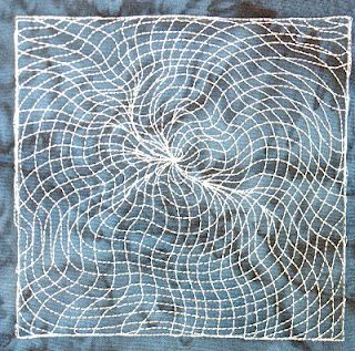 The Free Motion Quilting Project: Beginner-a lot of patterns and videos