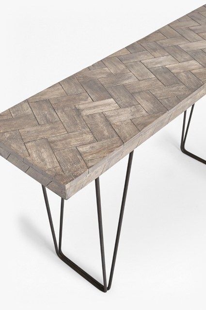 best service 099f0 6aa81 Parquet Console Table | parquet in 2019 | Console table ...