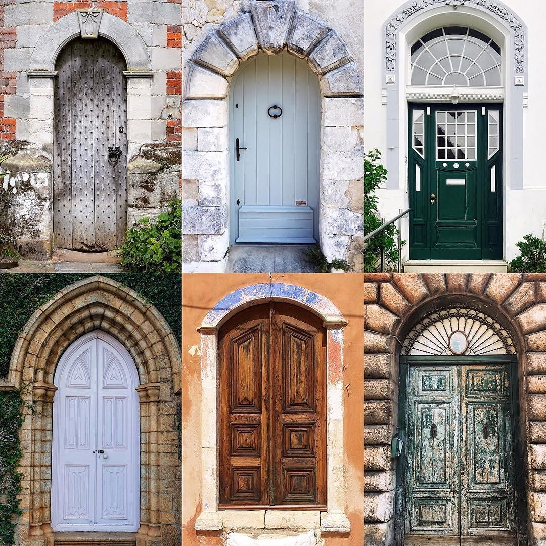 Doors by:  R1C1: @sibellabombal R1C2: @pratiksha_mohanty R2C1: @amber.mickelson R2C2: @mariaherant R3C1: @daphne_jonhs R3C2: @cherilucasrowlands  Congratulations!  Tag #windowsanddoorsoftheworld to be featured!