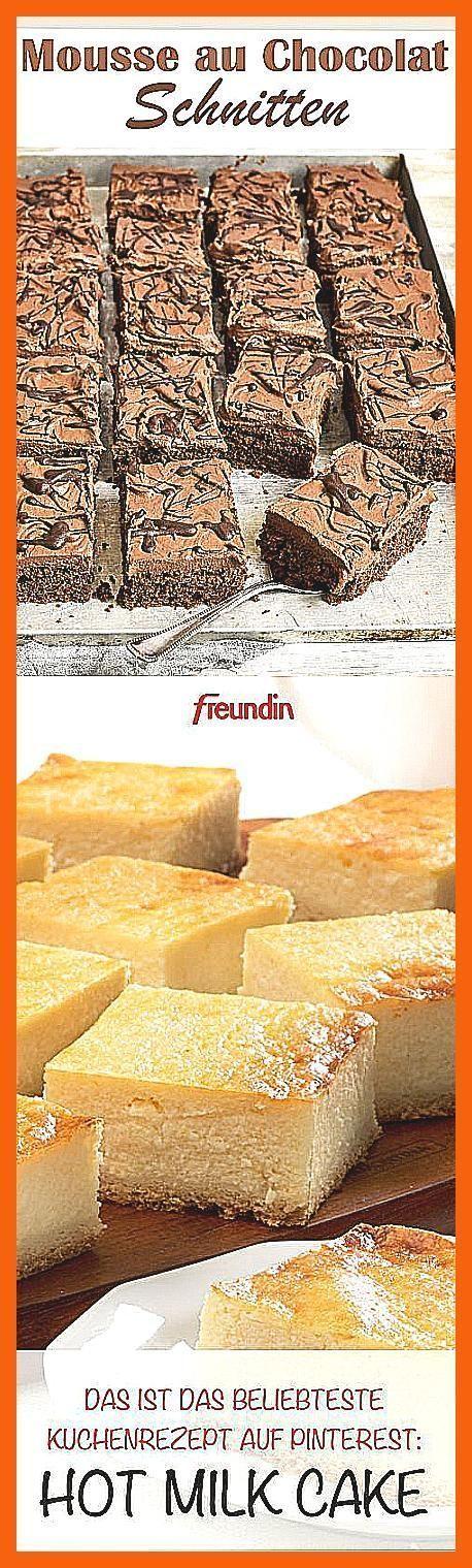 Photo of Ksekuchen-Brownie Mit Heidelbeeren –  Mousse au Chocolat Schnitten. Knaller! –…