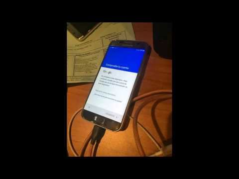 Remove Google Account FRP Samsung Galaxy S7 Verizon G930V lastest