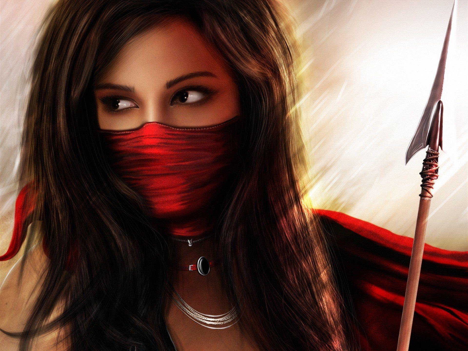 fantasy women woman girl beautiful cute warrior wallpaper | beaucre