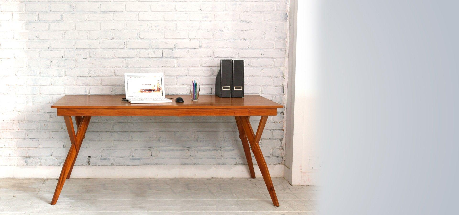 Long kitchen tables  Retro Dining Table Long  Seater  Home decor  Pinterest  Retro