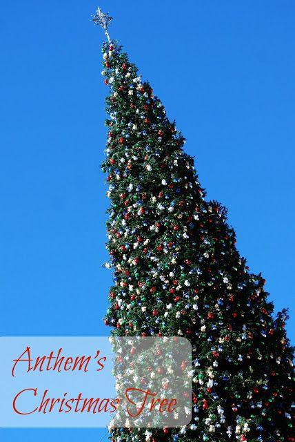 Anthem's Christmas Tree { #myphx | Christmas tree, Live ...