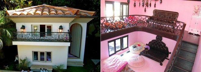 Casa de los perros de Paris Hilton / mundoperros.es