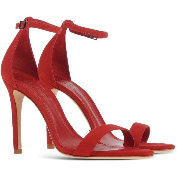 SCHUTZ Sandals (€160) ❤ liked on Polyvore featuring shoes, sandals, heels, sapatos, saltos, schutz, schutz footwear, schutz shoes, heeled sandals and schutz sandals