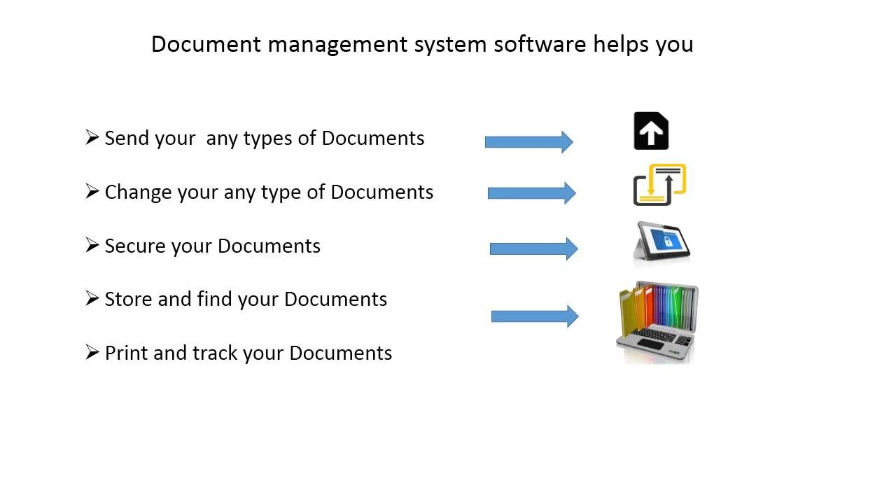 Why You Need Document Management System Software Application To Your Organisation Document Management System Document Printing Management