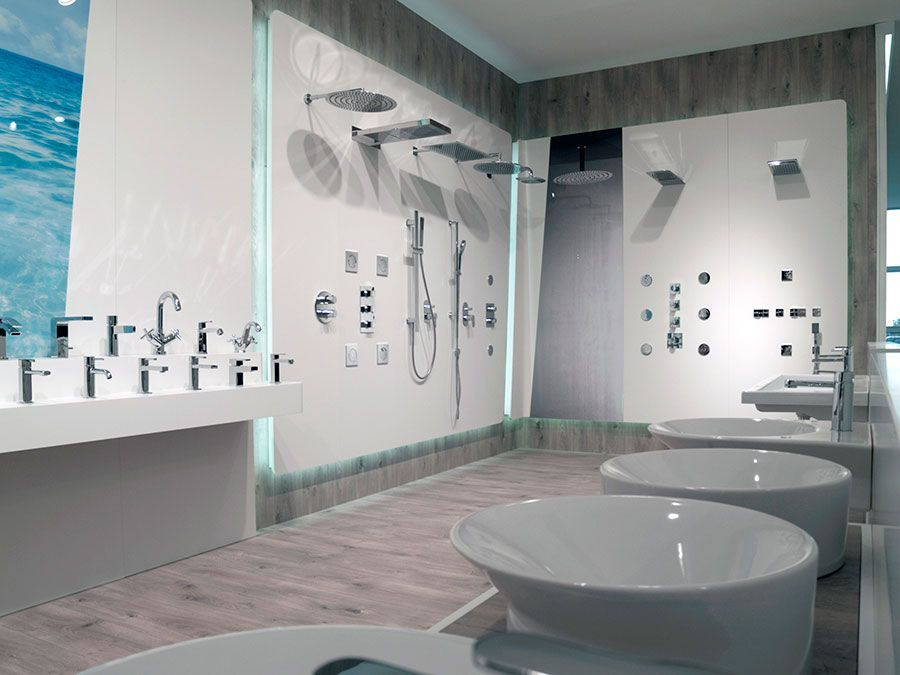 Astonishing Showroom At The 24Th International Exhibition Technical Home Remodeling Inspirations Genioncuboardxyz