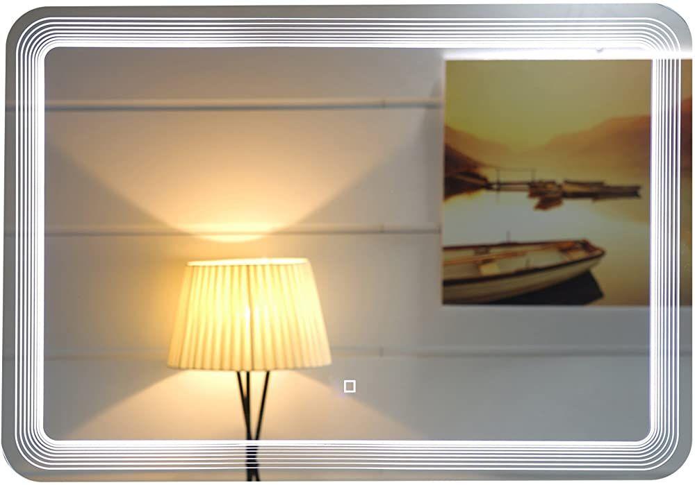 Dr Fleischmann Design Led Beleuchtung Badspiegel Gs086