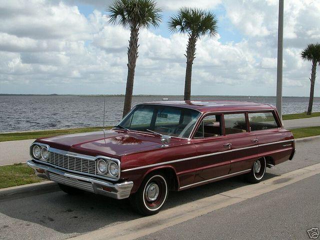 1964 Chevrolet Bel Air Station Wagon