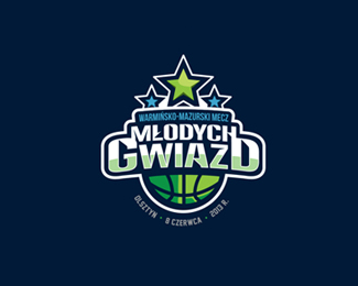 Warmia Mazury Junior All Star Game By Offkreativa Sports Logo Inspiration Sports Logo Logos