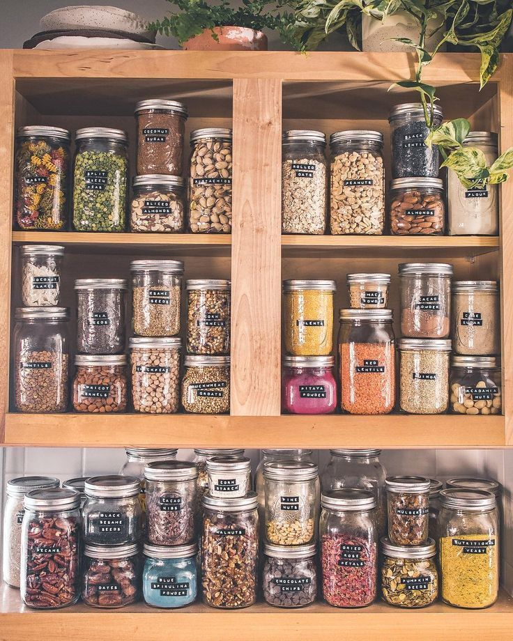 goodbye plastic london s first zero waste supermarket has opened kitchen organization pantry on kitchen organization zero waste id=36950