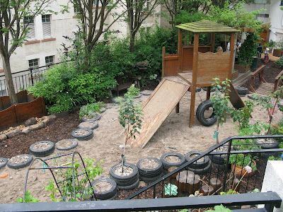 The Cowgate Under 5 Nursery Edinburgh A Great Garden In Urban Area