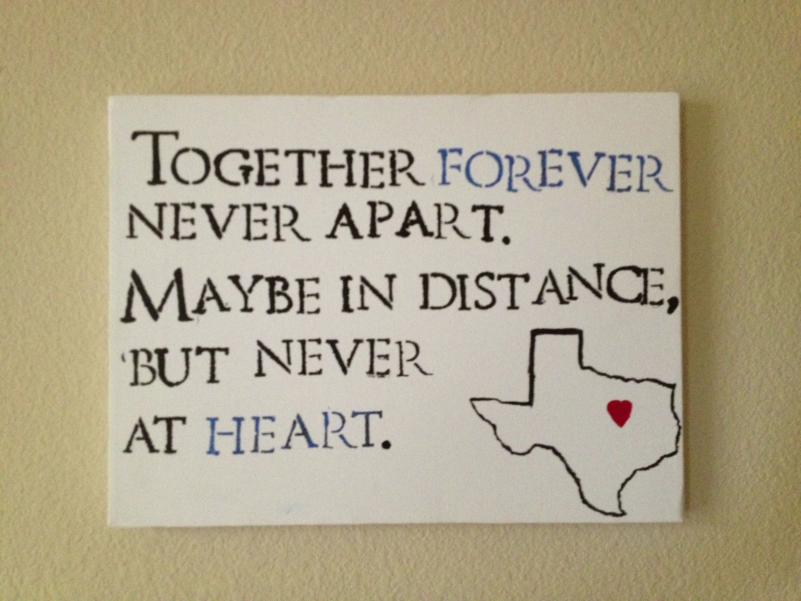 Quotes About Love And Distance : Cute Long Distance Quotes Cute Quotes