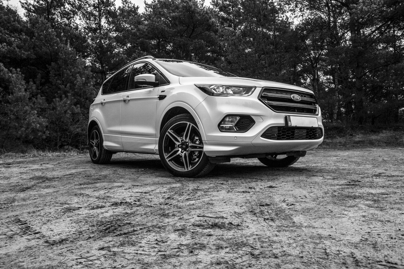 2016 ford kuga st line 1 5 ecoboost 182 ford pinterest ford engine and cars