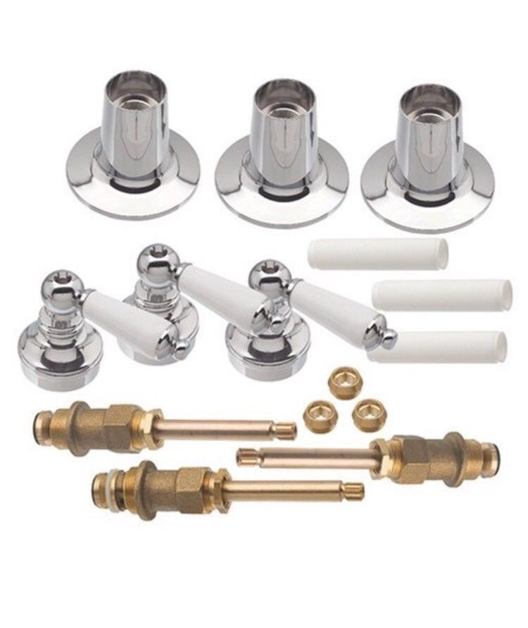 Danco Tub Shower Remodeling Kit For Pfister With Stem Handle 39695