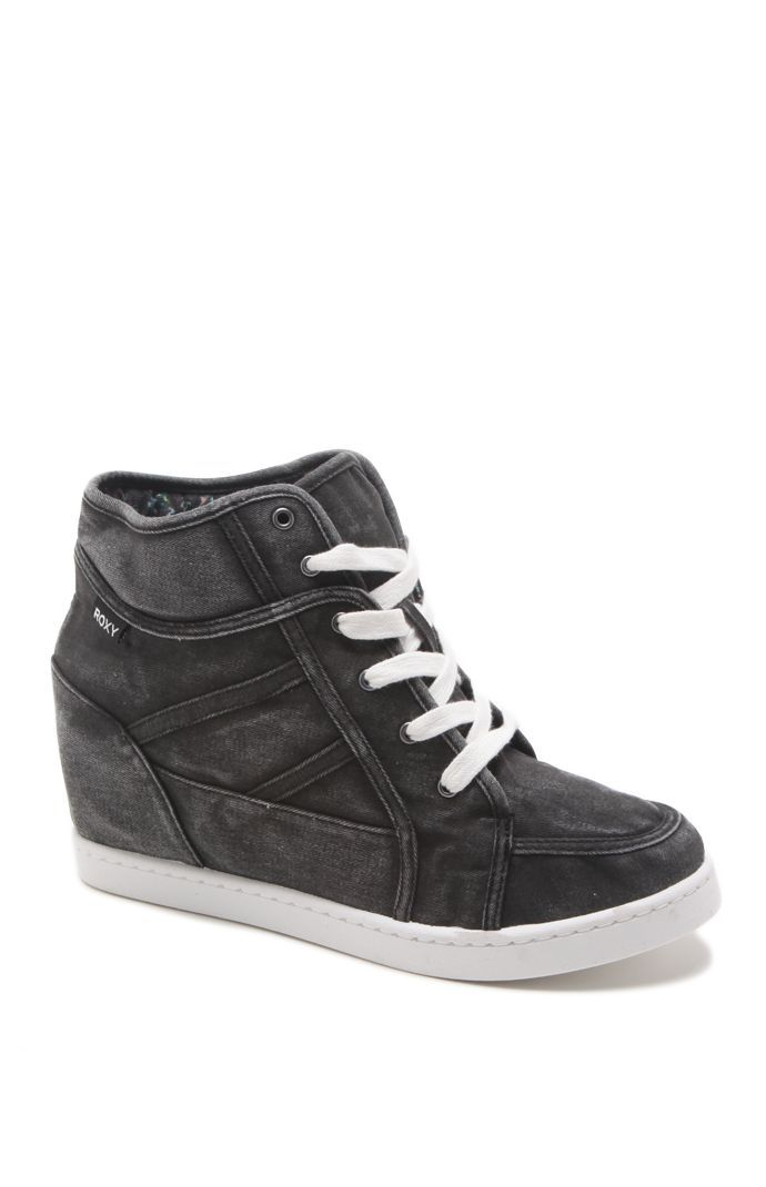 Roxy Alexa Wedge Sneakers at PacSun.com
