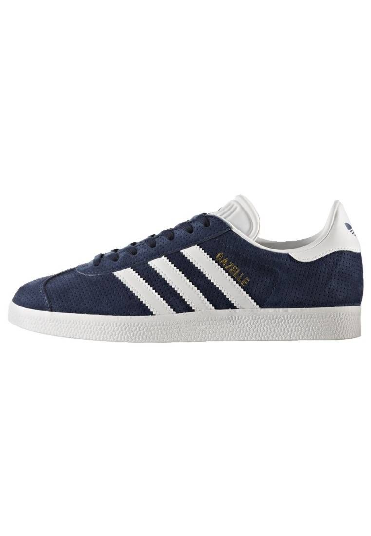 adidas Originals Gazelle rouge - Chaussures Baskets basses