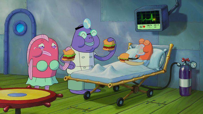 The Spongebob Movie Sponge Out Of Water 2015 Animation Screencaps Spongebob Comics Spongebob Nickelodeon