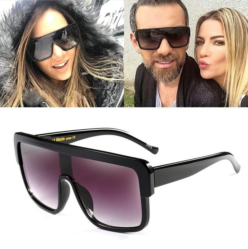 b9665ca29928 JackJad 2018 Vintage Women Cool Square Style Sunglasses UV400 Gradient  Fashion Brand Designer Sun Glasses Oculos De Sol 97655