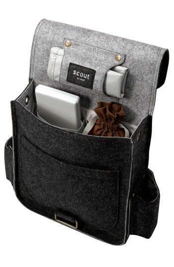 Petunia Pickle Bottom Scout Journey Pack Compact Diaper Bag