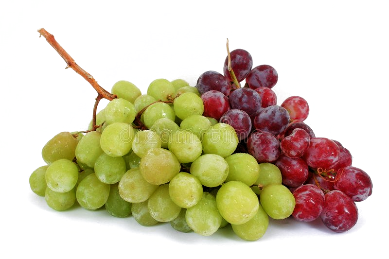 Grapes. A bunch of green and red grapes isolated in a white background , #SPONSORED, #green, #red, #Grapes, #bunch, #white #ad