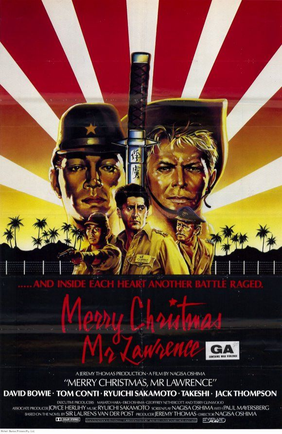 Merry Christmas Mr. Lawrence - Movie Posters | Movies | Pinterest ...
