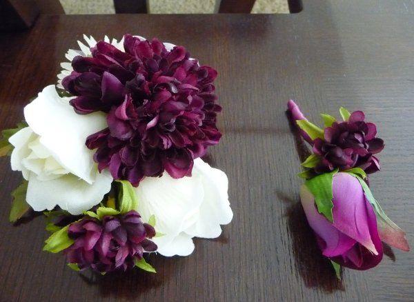 My Photo Album | Dark purple, Wedding flower photos and Corsage