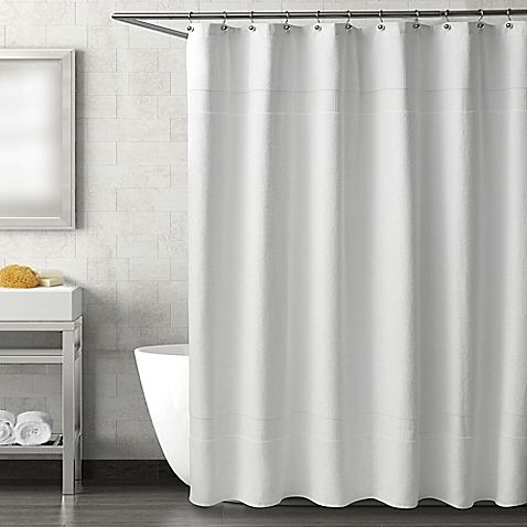Haven Serenity 72 Inch X 84 Shower Curtain In White