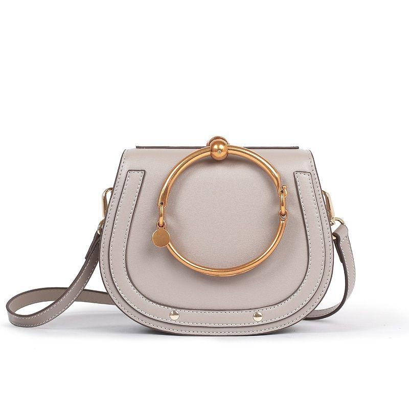 28a8963913 Online Shop LACATTURA Luxury Handbag Women Leather Shoulder Bag Small  Wristlets Saddle Messenger Bags Lady Clutch Crossbody Bag for Girls