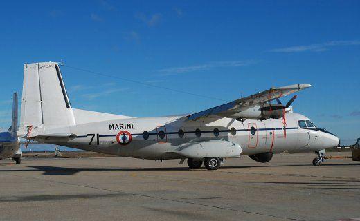 Nord 262E Frégate..
