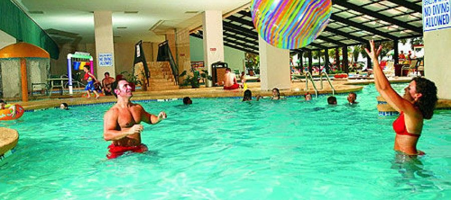 Myrtle Beach Hotels with Indoor Waterparks and Pools ...