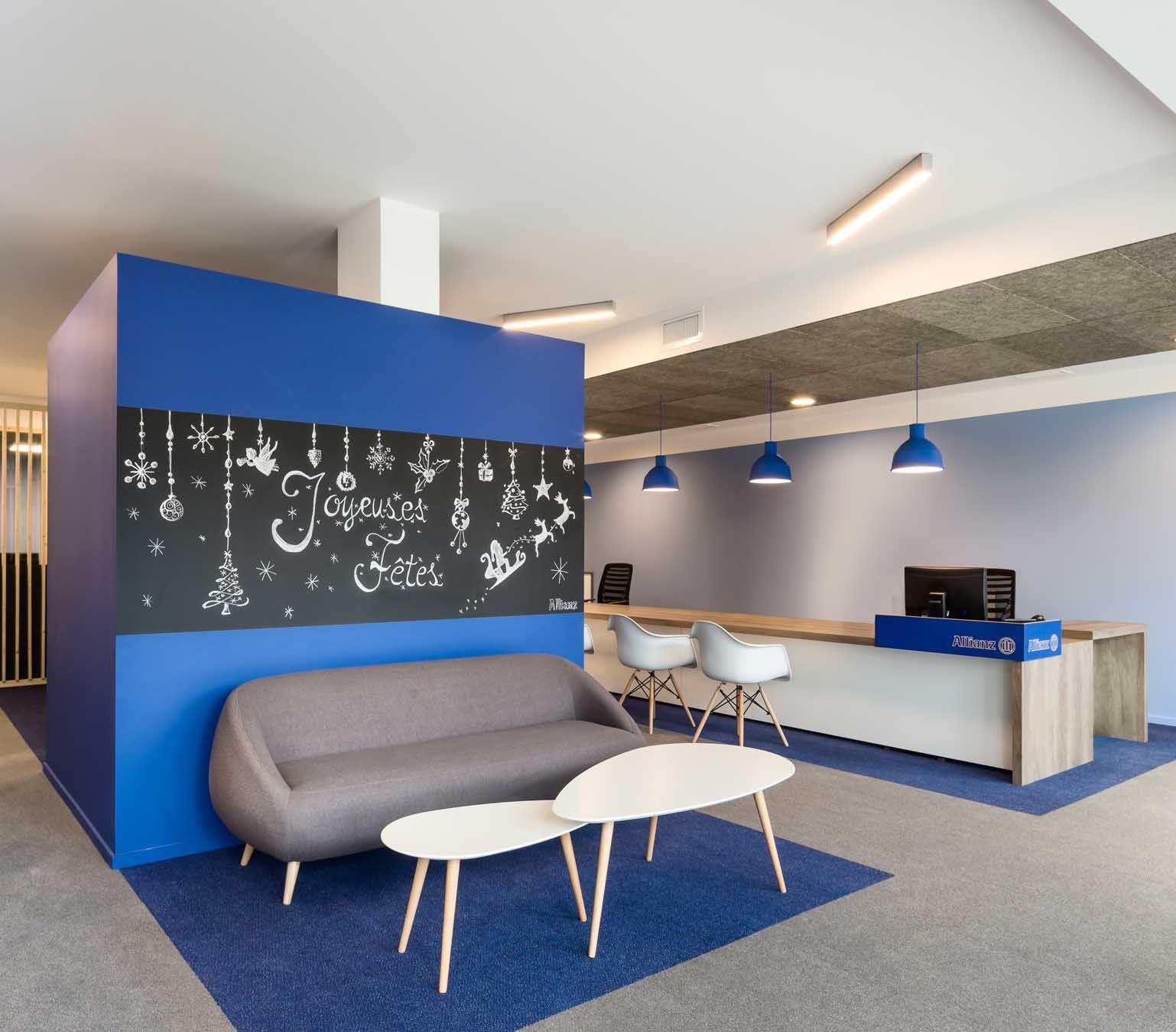 Lautrefabrique Architectes Cabinet Assurance Agence D Assurance Architecte Interieur Decoration Bureau