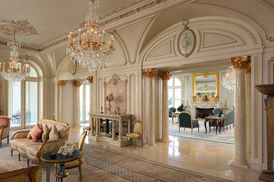 Beaux Arts Interior Design Plans beaux art | beverly hills, california | architect biglin