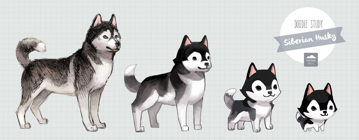 Resultado de imagen para lobo siberiano anime | Dibujo | Pinterest ...