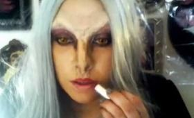 Ginger Snaps Halloween Makeup Tutorial Halloween Series Makeup